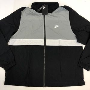 Nike Track Jacket Hoodie Woven Colorblock 3XL Tall